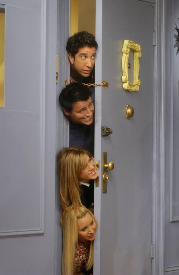 friends door