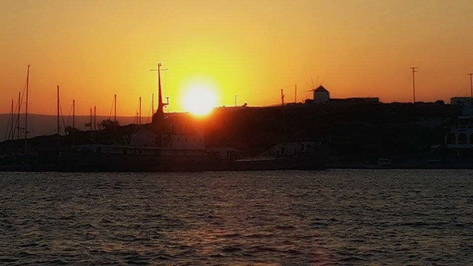Sotiris Roumeliotis sunset 2