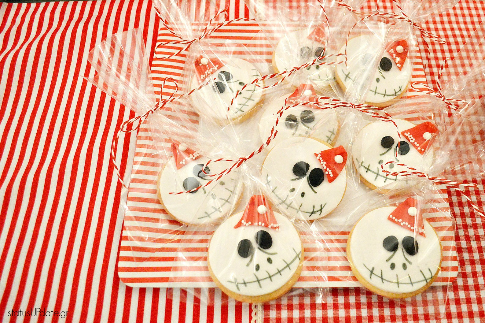 Cookie Box μπισκότα Tim Burton