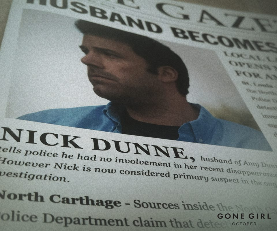 gone girl nick dunne