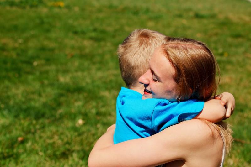 Happy Hug